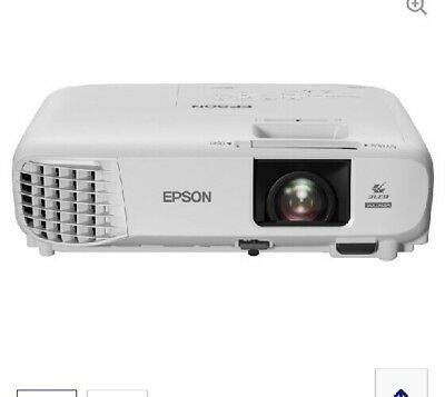 Epson EB-S41 3LCD Projector Home Cinema Gaming Good Spec HD