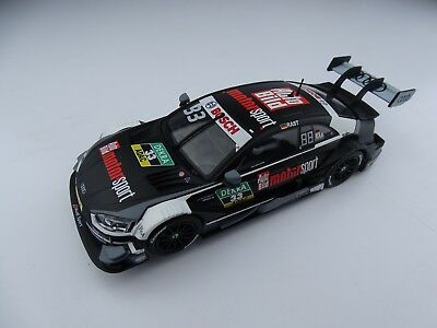 "Carrera Evolution Audi RS 5 DTM ""R. Rast, No.33 - Neu !!"