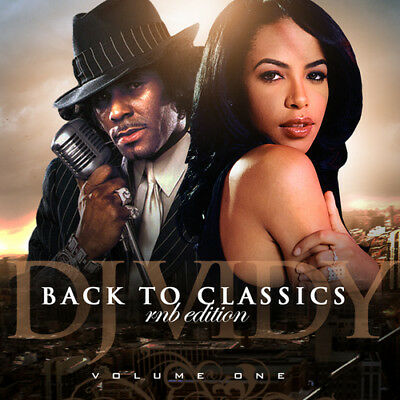 DJ VIDY - BACK TO CLASSICS (RnB Edition) Vol.1 MIXTAPE