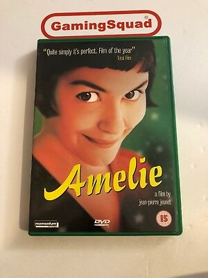 Amelie DVD, Supplied by Gaming Squad