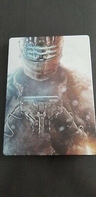 DEAD SPACE 3 limited collector edition steelbook  RARE  -NO GAME/DISC