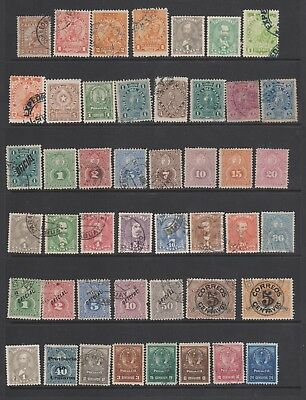 Paraguay Early Collection,