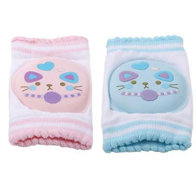 New Safety Crawling Knee Elbow Pads Leg Protector Anti-Slip for Infant Toddler Y