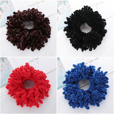 Bandana Scrunchie  Muslim Hair Band  Head Wrap Stretch Hijab  Elastic Headwear