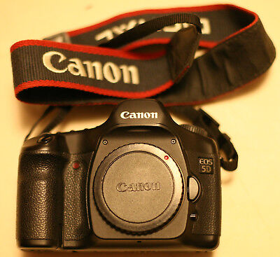 Canon EOS 5D Mark I, mirror re-enforced (5d classic)