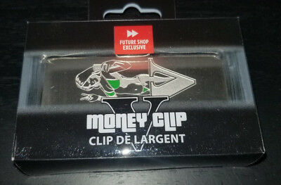 NEW Grand theft auto V money clip Futureshop exclusive limited collector