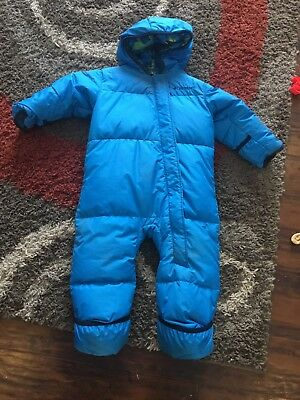 72c7349a6 COLUMBIA BABY BOYS  Snuggly Bunny Down Bunting (snowsuit)