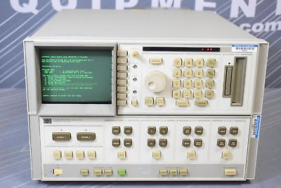 HP 8510B Network Analyzer System 45MHz to 40GHz 85101B and 85102B