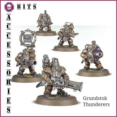 Bits Kharadron Overlords Grundstok Thunderers Warhammer Age Of Sigmar