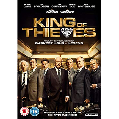 King of Thieves - NEW DVD
