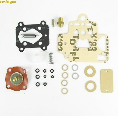 DHLA genuine Service kit for 1 carburettor service overhaul kit   DHLASK1
