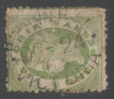 Victoria SG105 (Brown Hill Dated Oval)