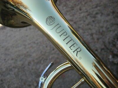 Clean/Lubricated Jupiter Trumpet JTR-600 100% Pos Fdbck NEW ACCESSORIES!
