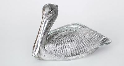 "13"" Large Electroplated PELICAN"