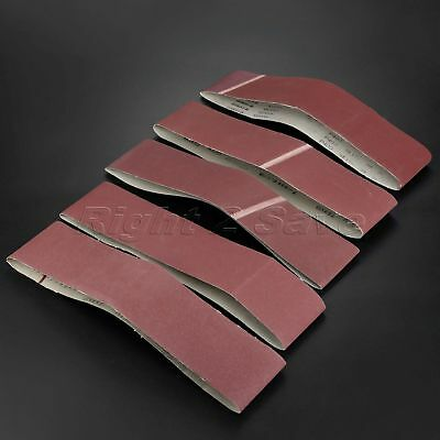 1pc 150#-400# Grit Sanding Paper Sharpening Polishing Abrasive For Belt Sander