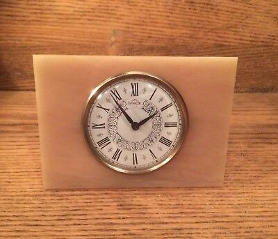Rare Vintage/ Retro Smiths Timecal Mantel Clock Fully Working Collectible