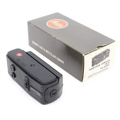 Leica Motor Drive R4 14282 Brand New , Never Used  ,NOS