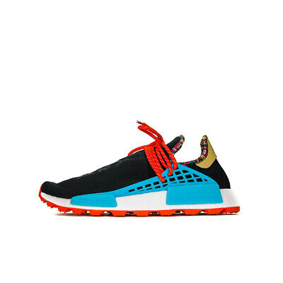 Adidas Nmd Hu Pharrell Williams Inspiration Pack Core Black Ee7582 Us 9-10 7cf6707bc