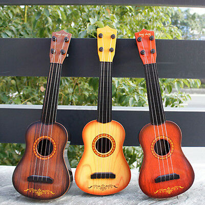 "17"" Beginner Uke Ukulele Kid Play Educational String Musical Acoustic"