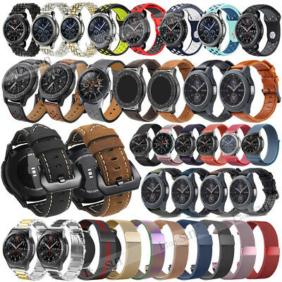 Various Band Replacement Wristband Watch Strap For Samsung Galaxy Watch 42/46mm