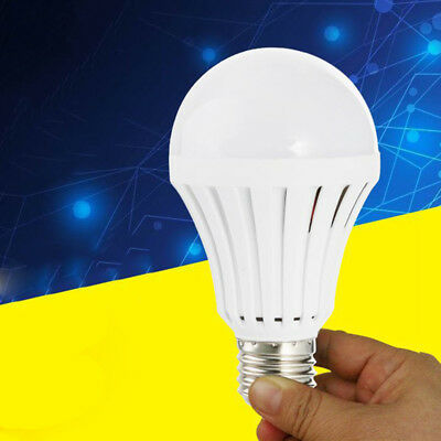 New Led E27 Rechargeable Smart Intelligent Light Bulb Outdoor Emergency Lamp