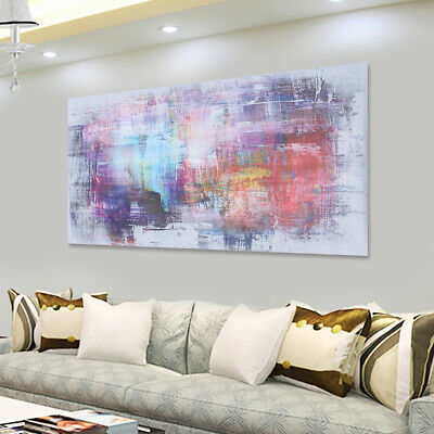 Modern Abstract Art Unframed Oil Painting Canvas Print Wall Picture Home
