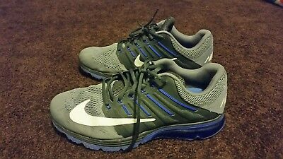 d4274d06b8849 Nike Air Max Excellerate 4 Black Blue 806770-014 Running Shoes Sneakers Sz  12