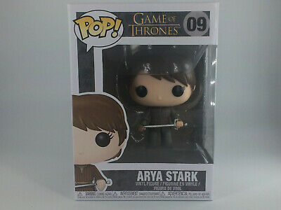 Funko Pop! Arya Stark # 09 - Game Of Thrones