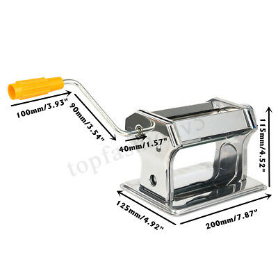 AU Polymer Clay Press Conditioning Machine Stainless Steel Craft Roller
