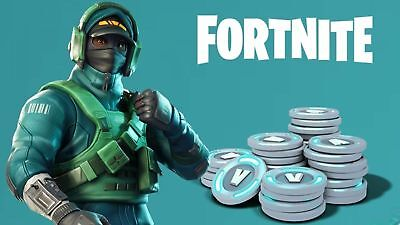 Nvidia Fortnite Bundle Counterattack set with 2000 V-Bucks Code Message delivery
