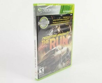 Xbox 360- Need for Speed: The Run EA Racing Game Sealed New