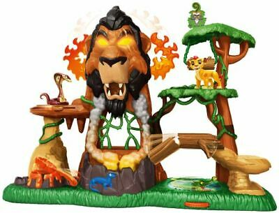 The Lion King - Disney junior - The lion Guard Rise of Scar- Simba +3 years NEW