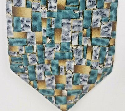 Jimmy V Tie Dick Vitale Collection One 100% Silk Made in USA Men's Necktie