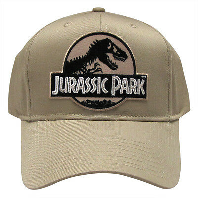 a70212efb79 JURASSIC PARK MOVIE Logo Fallen Kingdom Dinosaur Embroidered Iron ...