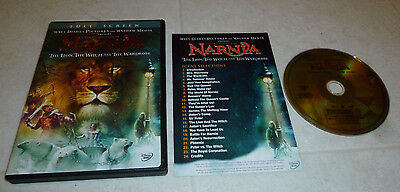 The Chronicles Of Narnia: The Lion, The Witch And The Wardrobe  (DVD 2006)