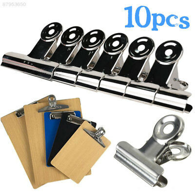 843C Clips Metal Clips Magnetic Clips Stainless Steel Bulldog Clips