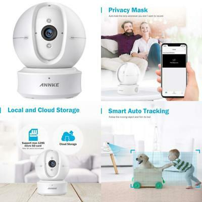 ANNKE NOVA ORION 1080P HD Wifi Wireless IP Dome Camera Home Security  System NEW
