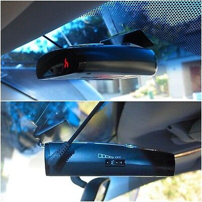 Cobra Radar Detector Permanent Windshield Mount Good Most 9-17 Model