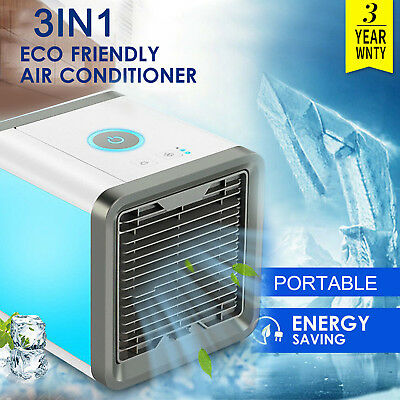 Portable Mobile Air Conditioner Fan Cooler Cooling Dehumidifier INS Explosion E3