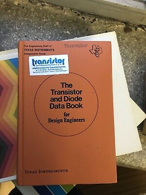 Texas Instruments , The Transistor and Diode Data book for Engeineers