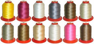 Amann Serafil Thread, 15, 450M, Polyester Sewing Thread, Assorted Cols, Art 6285