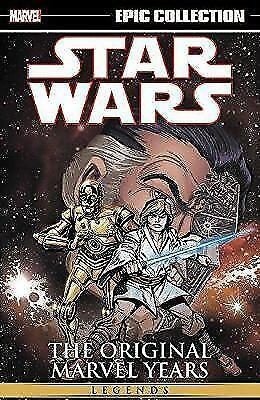 Star Wars Legends Epic Collection: The Original Marvel Years Vol. 2 #2908