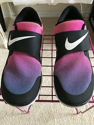 07f2a4cc430e6 Nike Free Socfly SD Mens Running Shoes Size 11.5 Sunset Pack Free Run 3.0