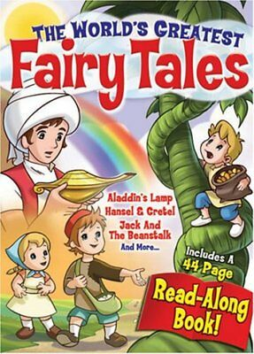 The World's Greatest Fairy Tales NEW DVD
