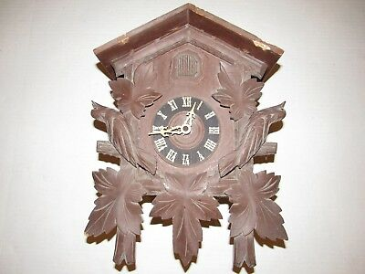 Black Forest Cuckoo Clock for Parts/Project