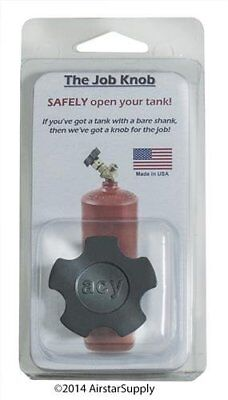 The Job Knob Acetylene Tank Knob, Safely & Easily Open Your Acetylene Tanks