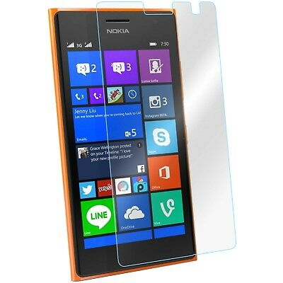 Glass Screen Protection Film Tempered Nokia Lumia 650 730 830 950