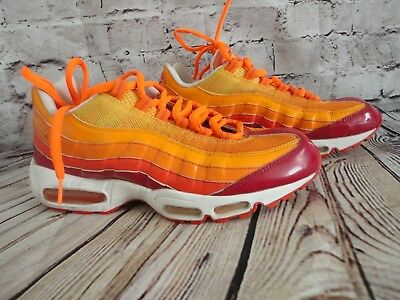 on sale b3d65 2d802 2006 Human Torch Nike Air Max 95 ATMOS BRS VINTAGE POWERWALL Size 10  Fantastic 4