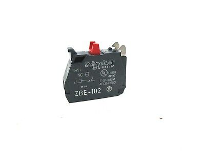 10 FITS FOR HIGH QUALITY TELEMECANIQUE ZBE-102 CONTACT BLOCK ZBE102
