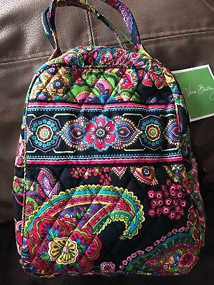 afadb95dec VERA BRADLEY Lets Do Lunch SYMPHONY IN HUE Retired